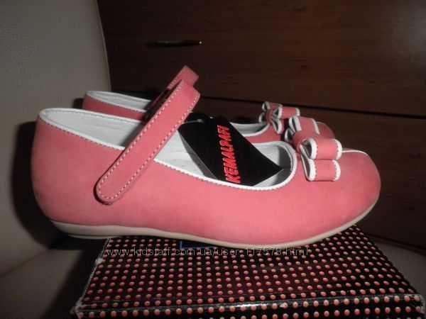 Полностью кожаные новые туфли KEMAL PAFI Турция р.29 вупи woopy
