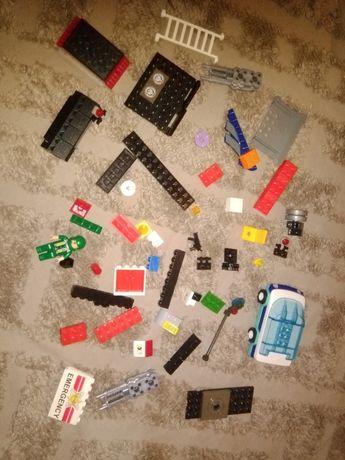 Lote peças compatível com lego