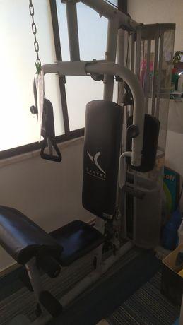 Máquina de musculação multifunções - Domyos