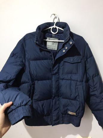 Пуховик куртка Champion мужская куртка на зиму
