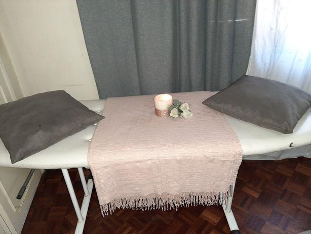 Massagens relaxamento