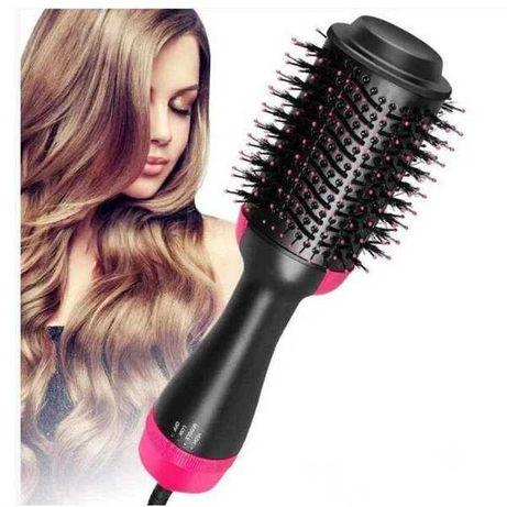 Стайлер фен-щітка для волосся One Step Hair Dryer and Styler 3 в 1