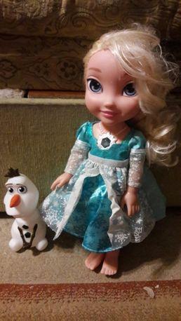 Кукла Эльза 38 см поющая Frozen Disney