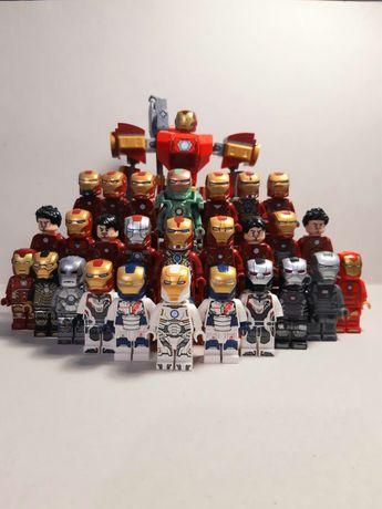 Lego (Лего) минифигурки (фигурки) Железный человек Iron Man - ОРИГИНАЛ