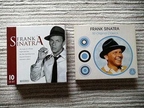 Conjunto de CD de Frank Sinatra