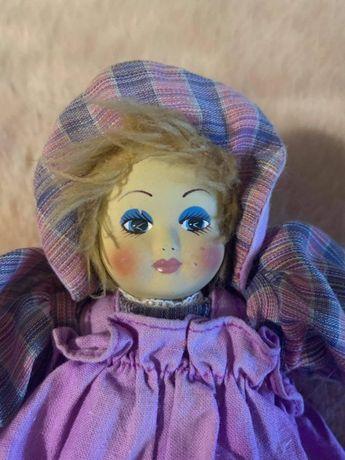 Boneca, cabeça  em porcelana