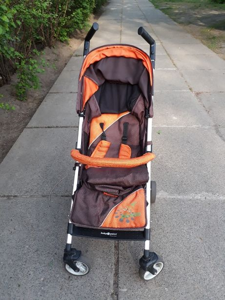 Прогулочная коляска-трость baby-point