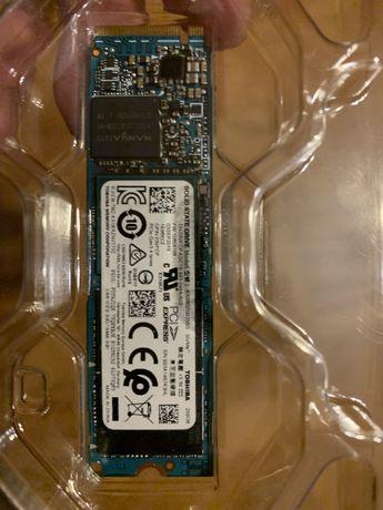 Dysk SSD nVME M.2 Toshiba 256GB nie używany