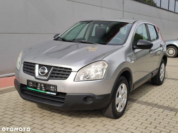 Nissan Qashqai 1.6 Benzyna Klimatyzacja Opłacony