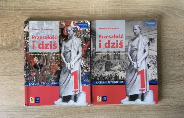 Podręcznik Przeszłość i Dziś 1 część 1 i 2 WSiP Polski
