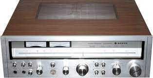 Receiver SANYO jcx 2400 KU