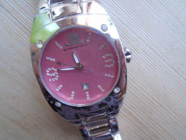 Zegarek damski z cyrkoniami marki Jennifer Lopez