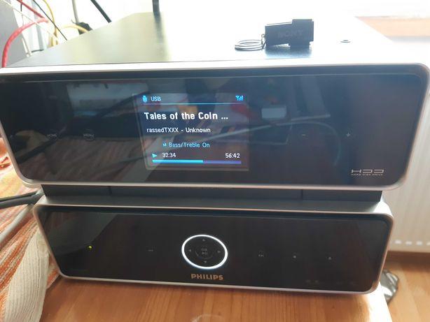 miniwieza Philips streamium mci500 radio internetowe