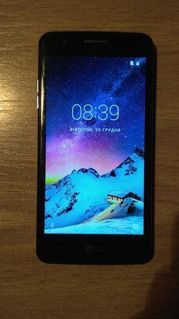 Телефон LG K8 lg-x240 2017г.