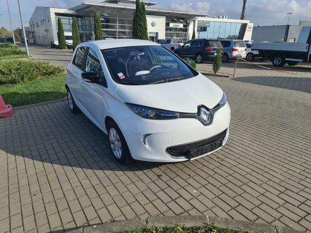 Renault Zoe 2014 Life 22kwt, Автомат, Клімат контроль,42 тис. км.