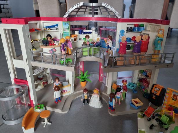 Playmobil centrum handlowe oraz sklepik z akcesoriami dziecięcymi