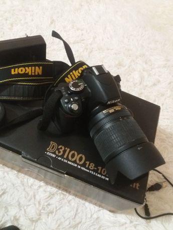 Nikon d 3100 + об'єктив Nikkor 18-105mm