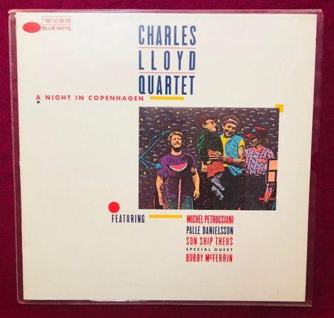 Charles Lloyd Quartet - A Night in Copenhague - LP