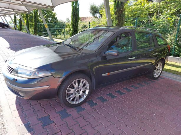 Renault Laguna 2 2.2dci