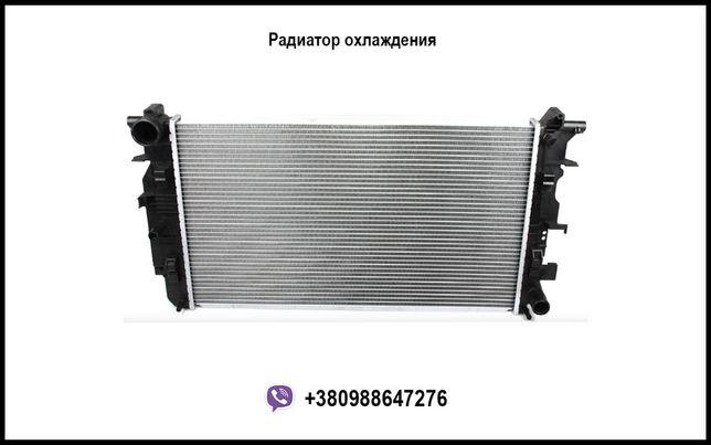 Радиатор охлаждения водяной масляный Мерседес Спринтер запчасти VW LT