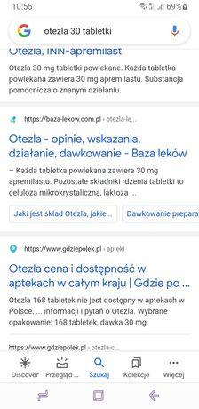 Otezcla  (Psoriasis) zamienię