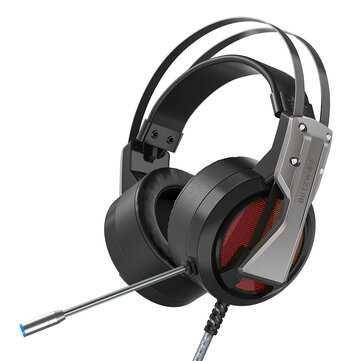BlitzWolf® BW-GH1 Gaming Headphone 7.1 Surround Sound
