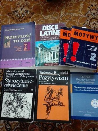 Podręczniki- liceum/technikum