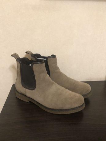 Демисезонные ботинки челси Lasocki 39 zara mango marko tozzi