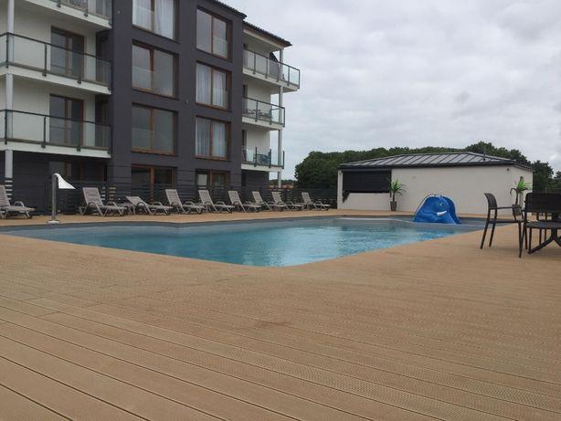 Apartament Baltin-Sarbinowo.Basen.Wolny od 22.08.2021. Bon turystyczny