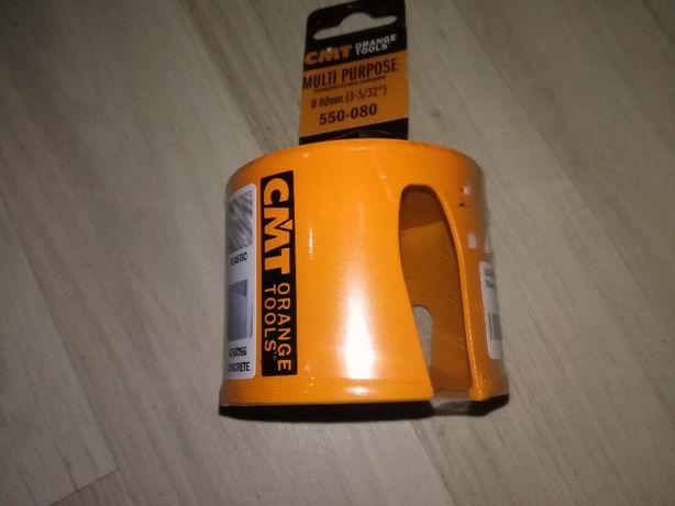 Otwornica uniwersalna CMT 80 mm