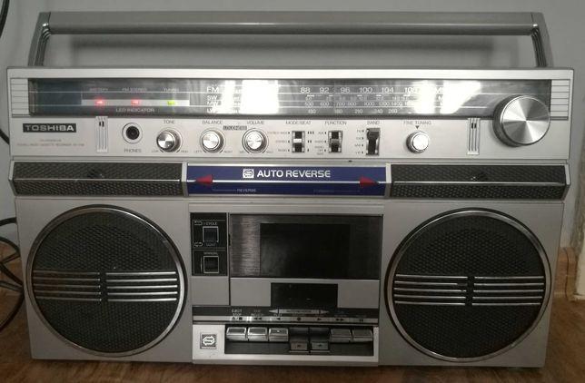 Radiomagnetofon Toshiba RT-170S stereo radio cassette recorder
