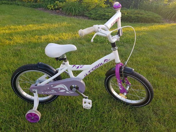 Rower dla dziewczynki 16