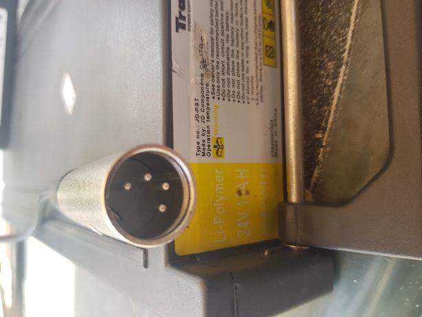 Ładowarka Tranz-x 4 pin 24V