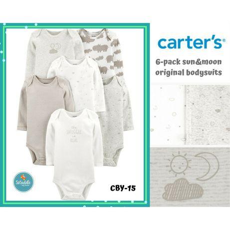 Боди Carters размер 24 M на мальчика девочку 80 86 см