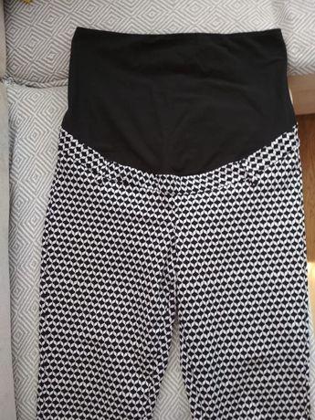 Eleganckie spodnie ciążowe H&M 40