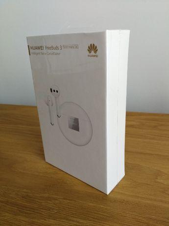 Huawei FreeBuds 3 - nowe, zafoliowane