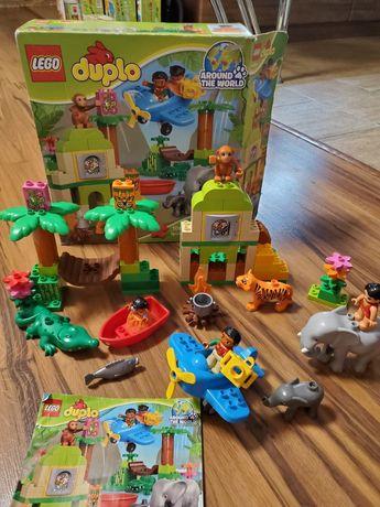 Lego duplo 10804 (джунгли)