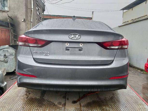 Hyundai Elantra 2016 2017 2018 AD Полуось Цапфа Амортизатор Рейка Бак
