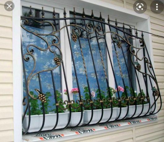 Металические двери,решетки,ворота,заборы на заказ
