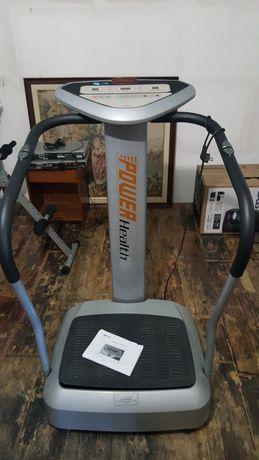 Máquina de massagem vibratória