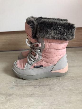 Buty buciki dziewczęce rozmiar 24