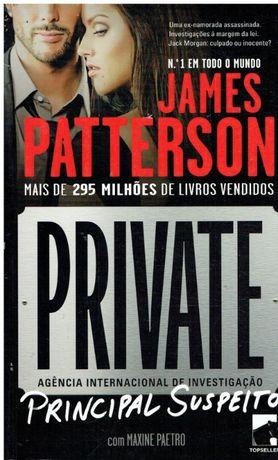 8515 Private: Principal Suspeito N.º 2 de James Patterson