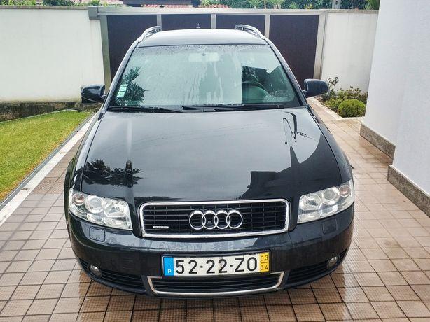 Audi A4 avant 2.5 tdi V6 s-line (180 cv)