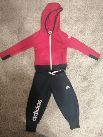 Dres dziecięcy 98 cm Adidas orginał