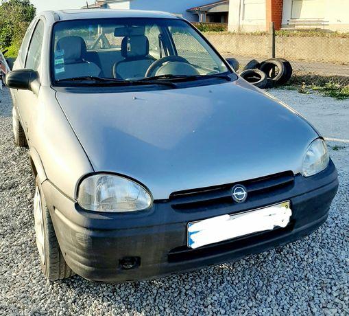 Opel corsa B gasolina 1.2 teto de abrir