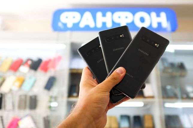 Магазин Samsung S10 8\128 Без вигорань астортимент ідеал