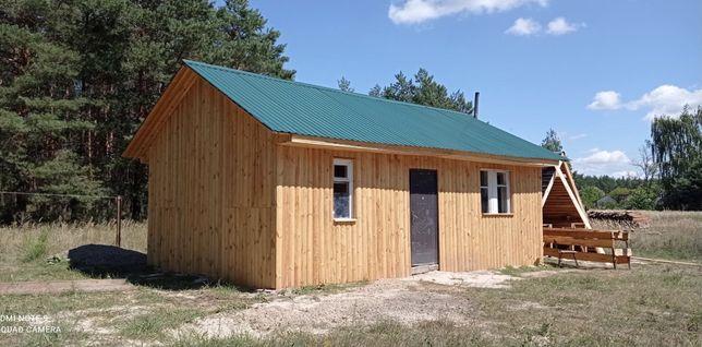 Продам домик 45кв.м.  у леса, хороший подьезд, 25км от Киева