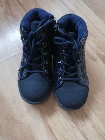 Sprzedam buciki dla dziewczynki z firmy Nelli Blu, roz.29