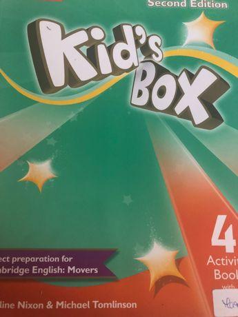 Kids Box 4 Activity Book