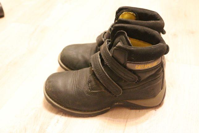 Ботинки осенние для мальчика, стелька 21,5 см (33-34 размер)